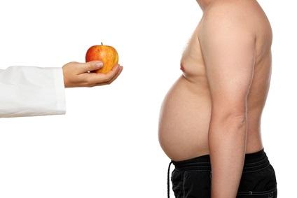 Bauch weg durch Ernährungsumstellung